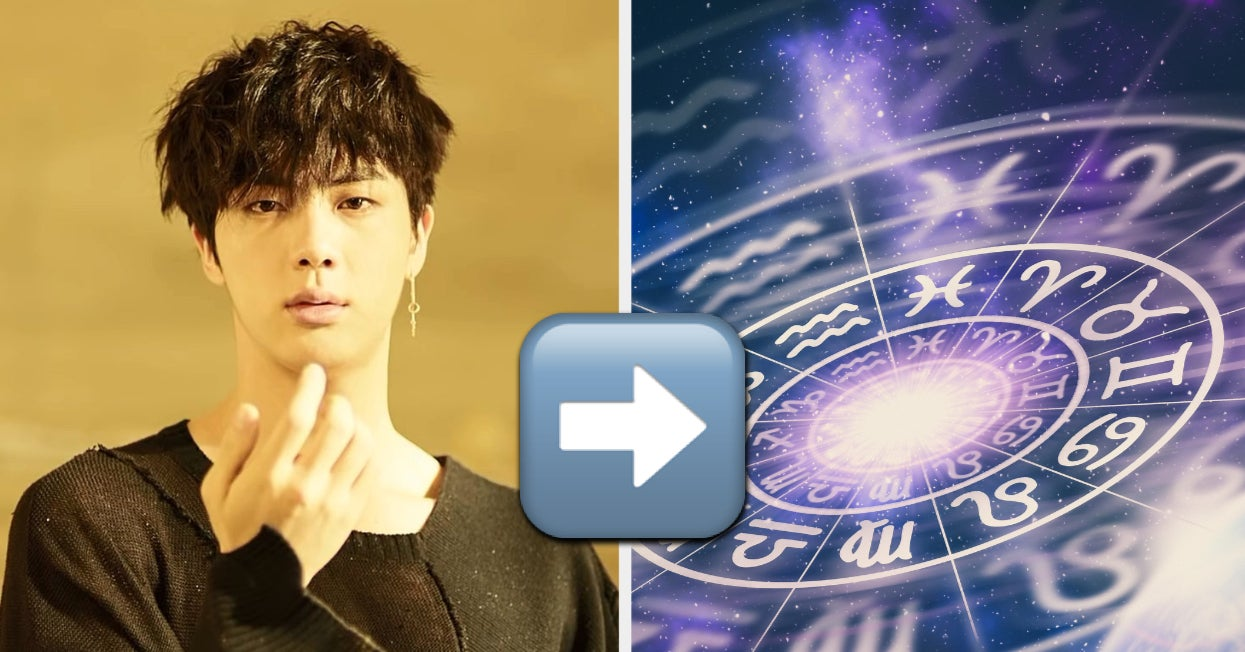 Don't Freak Out When We Guess Your Zodiac Sign From Your Favorite BTS Songs