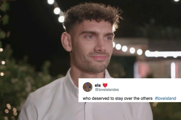 "Just 13 Great Tweets About The Double-Dumping On ""Love Island"""