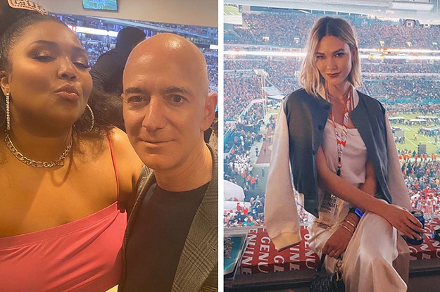 Here Are All The Celebs Who Went To The Super Bowl And Their Behind-The-Scenes Instagram Pics