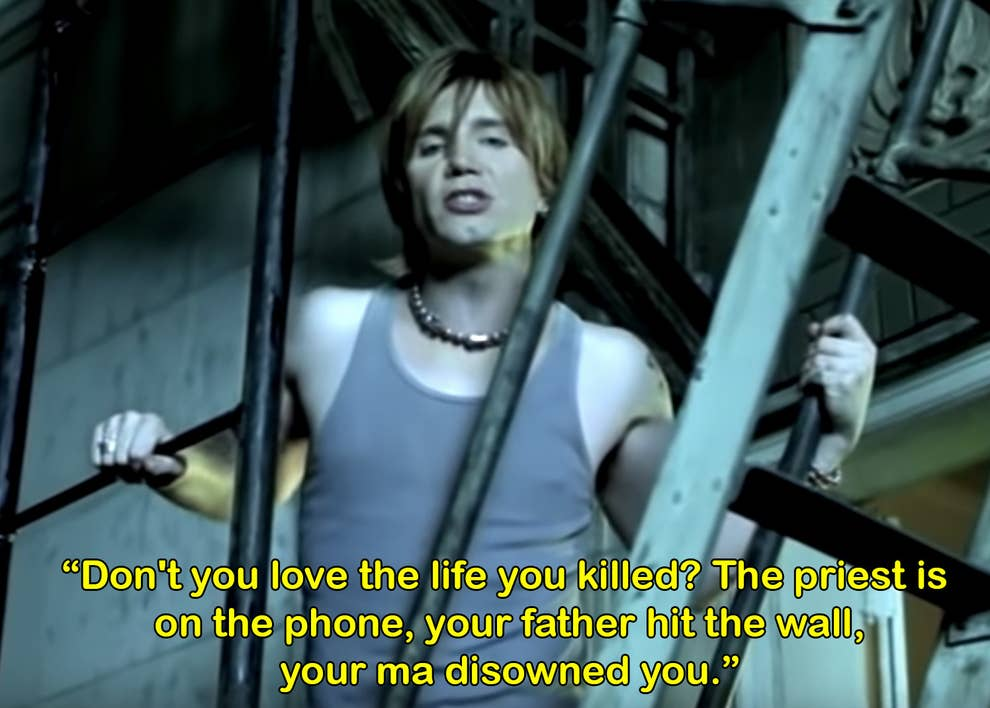 17 Iconic '90s Songs People Didn't Realize Are Super Dark