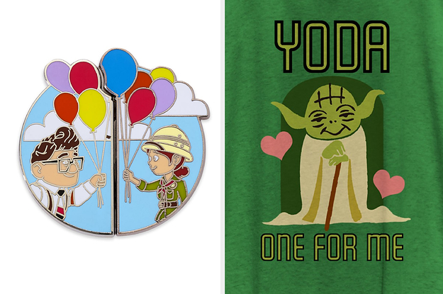 19 Perfect Valentine's Gifts For The Disney Lover In Your Life
