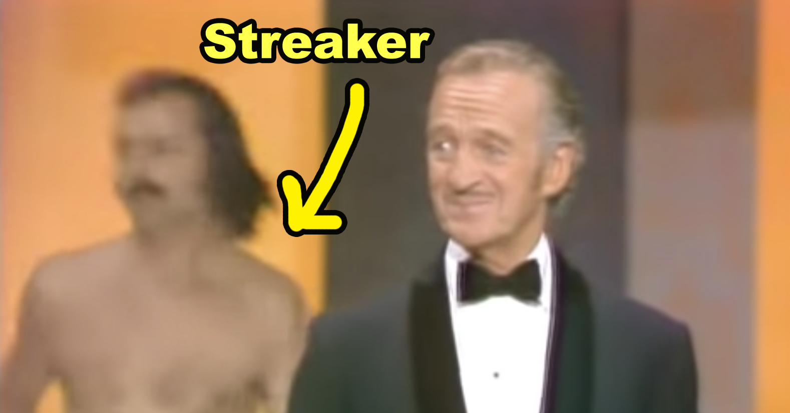 14 Wild Things That Have Actually Happened At The Oscars