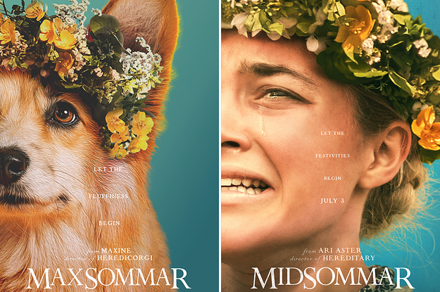 This Corgi Was Photoshopped Into Movie Posters, And Now I Need 18x24s Of All Of Them