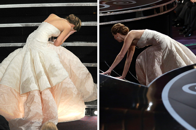 22 Of The Most Awkward Moments In Oscars History
