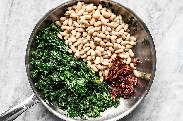 21 Easy Can-To-Pan Dinners That All Start With Beans