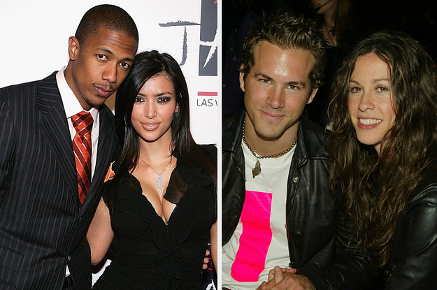 Who Is A Famous Couple You Totally Forgot Dated Each Other?