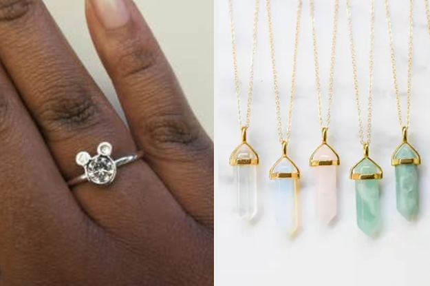 40 Delicate Pieces Of Jewelry That Won't Drain Your Bank Account