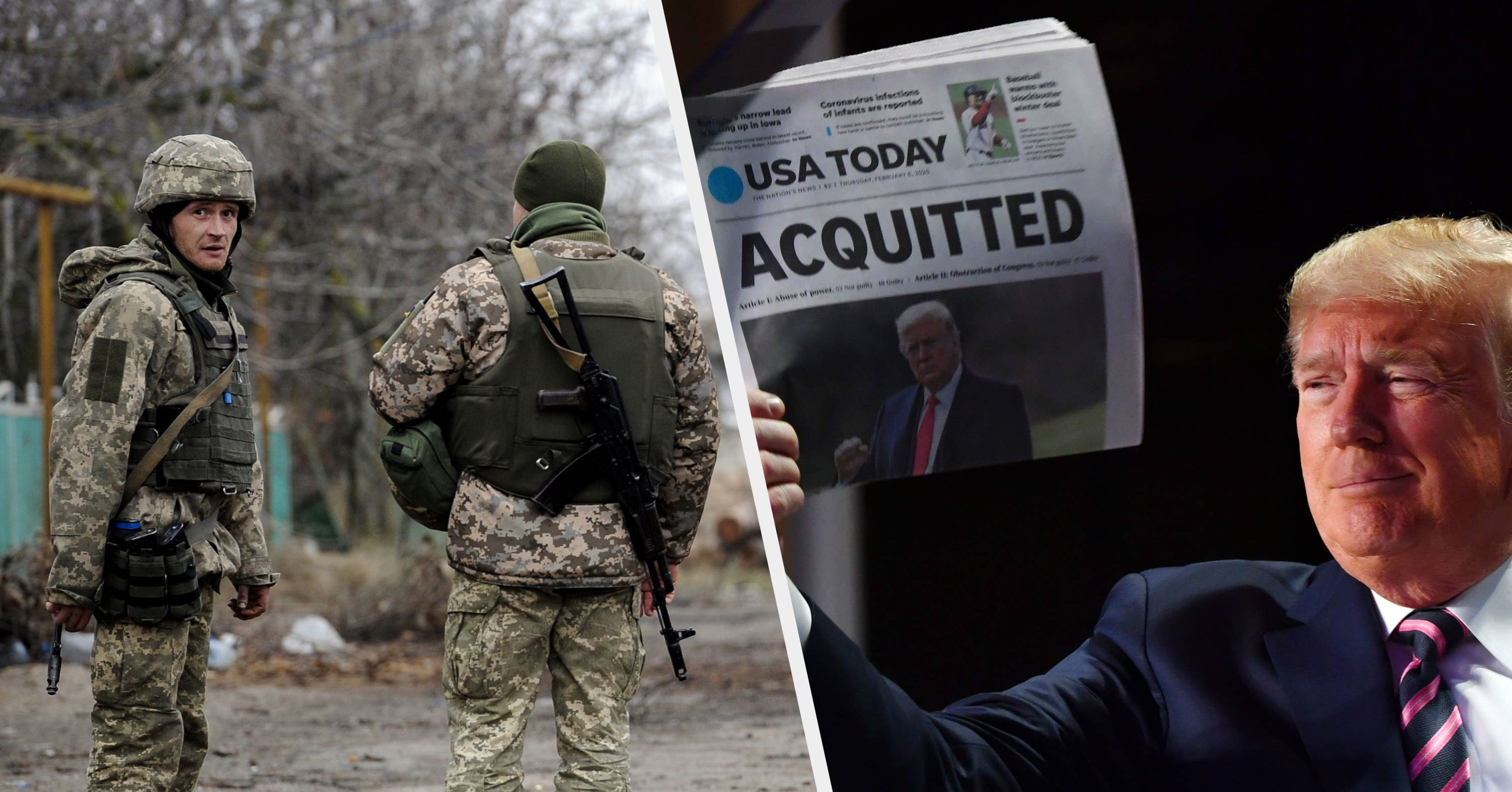 Ukraine Says The US Is Holding Up $30M Worth Of Guns And Ammo — And It Wants Its Money Back