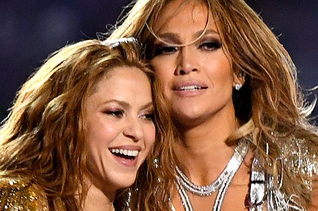 Super Bowl Halftime J Lo And Shakira Memes