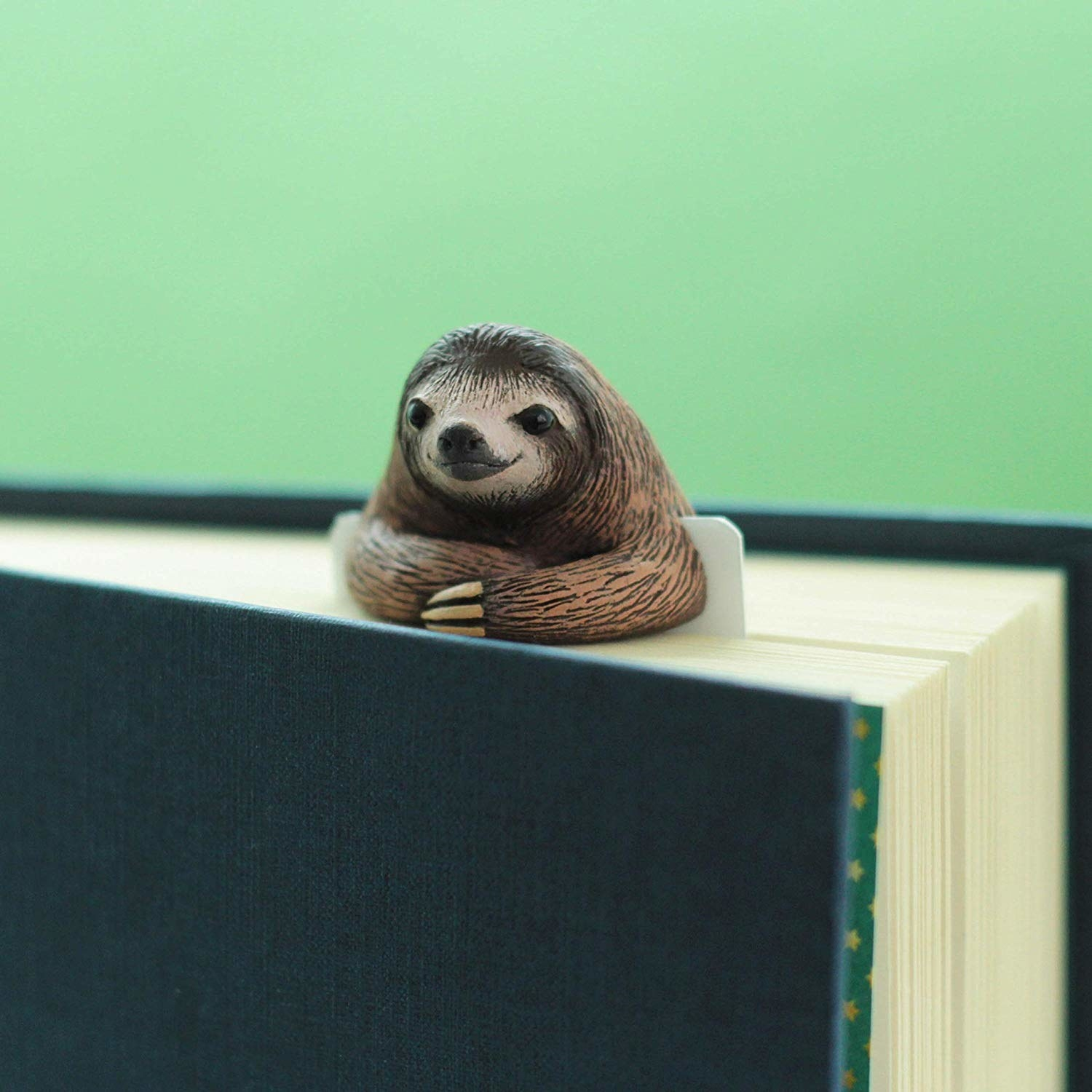 the sloth bookmark
