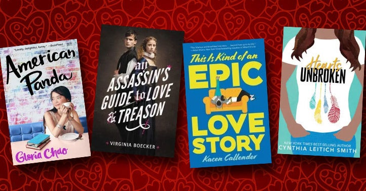 23 Super Swoony YA Romance Books To Read This Valentine's Day