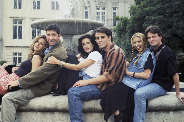 "It Seems Like We Really Are Getting That ""Friends"" Reunion Special On HBO Max"