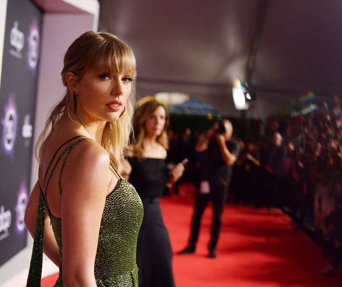 Taylor Swift And The Gray Area Of Disordered Eating