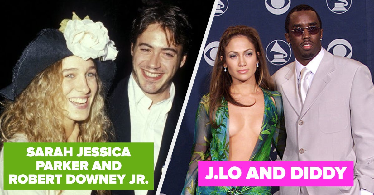 27 Famous People Who Seriously Used To Date, I Kid You Not