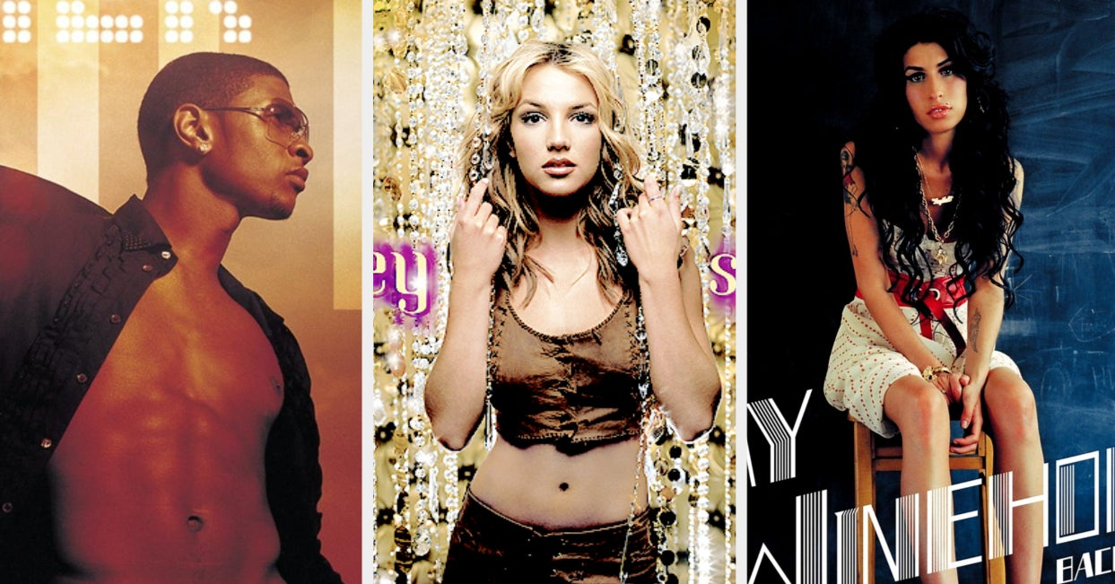 Only Millennials Have Listened To At Least 55/114 Of These Classic 2000s Albums