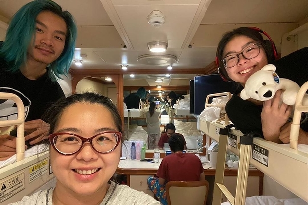 Here's What It's Like To Be A Teen Trapped On A Cruise Ship Quarantined For Coronavirus