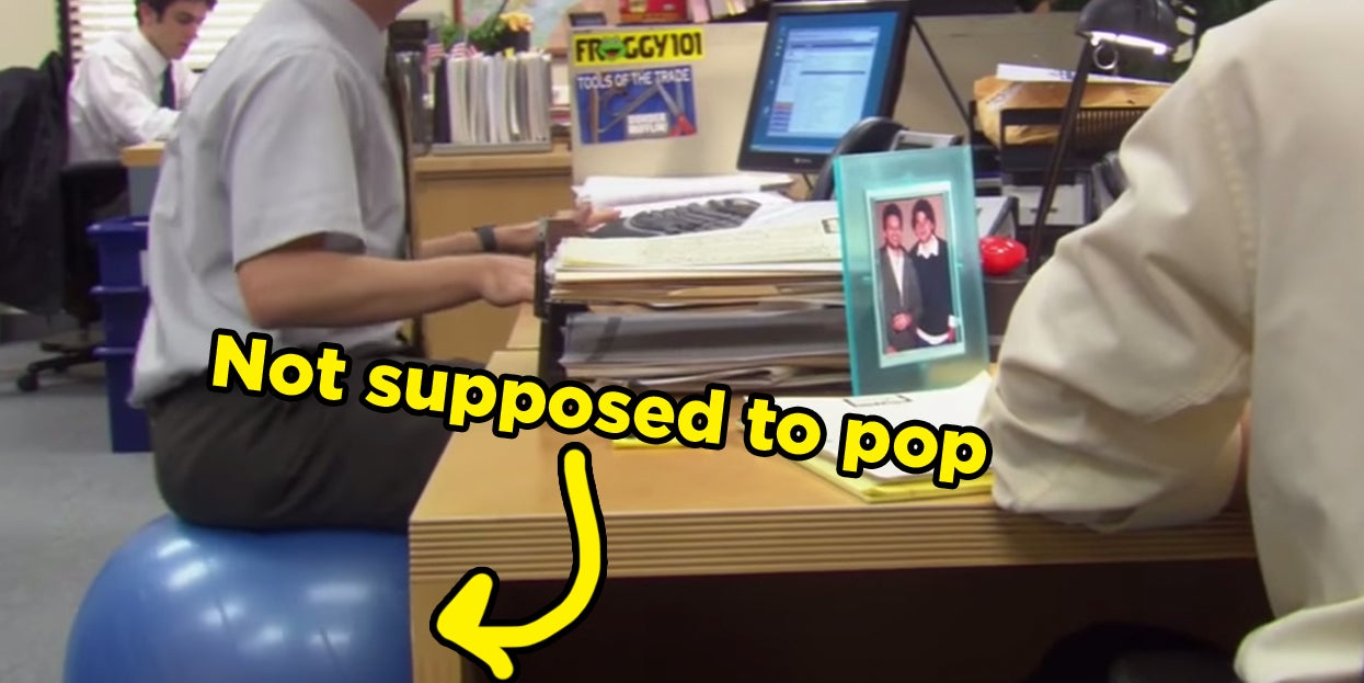 """One Of Dwight And Jim's Funniest Moments On """"The Office"""" Was Actually A Total Accident"""