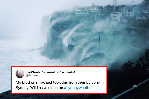 52 Photos That Show Just How Devastating The Rain Has Been In NSW