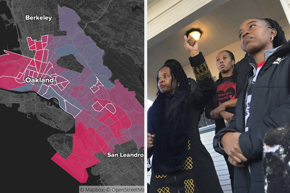 Neighborhood Gentrification And White Flight Maps In New York Atlanta Baltimore Washington And Oakland Many transportation improvements in the bay area are in the pipeline, and berkeley researchers are looking at policies that enhance transit and housing options. neighborhood gentrification and white