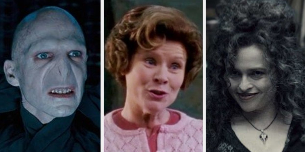 """Which """"Harry Potter"""" Villain Is Your Alter Ego?"""
