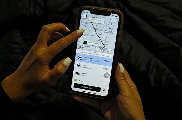 Uber Said It Will Consider Suspending Drivers And Riders Exposed To The Coronavirus