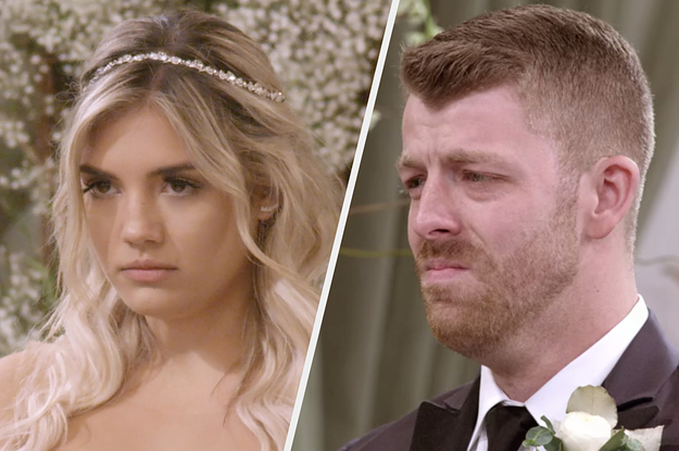 Giannina And Damian From Love Is Blind Explained What Happened In The Year Since Their Dramatic Wedding