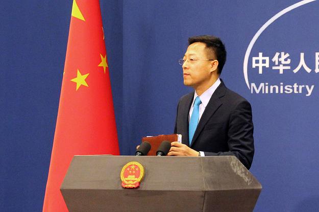 Chinese Diplomats Are Pushing Conspiracy Theories That The Coronavirus Didn't Originate In China