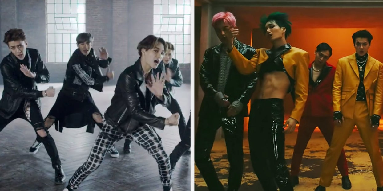 Quiz Tell Us Your Exo Opinions And We Ll Reveal Which Title Track