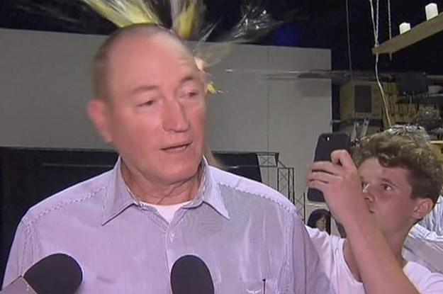 A Boy Egged A Racist Politician After Christchurch. A Year On, Their Lives Have Completely Changed.