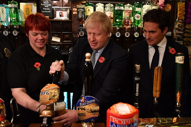 Pubs, Cafés And Theatres Are Worried About Insurance After Boris Johnson's Coronavirus Speech thumbnail