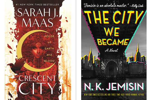 13 Must-Read Fantasy Books Coming Out This Spring