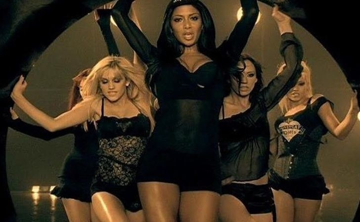 """The Pussycat Dolls """"Buttons"""" music video"""