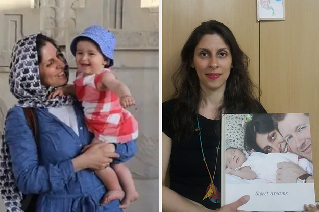 """Being Out Is So Much Better Than Being In"": Nazanin Zaghari-Ratcliffe Has Been Temporarily Released From Prison In Iran"