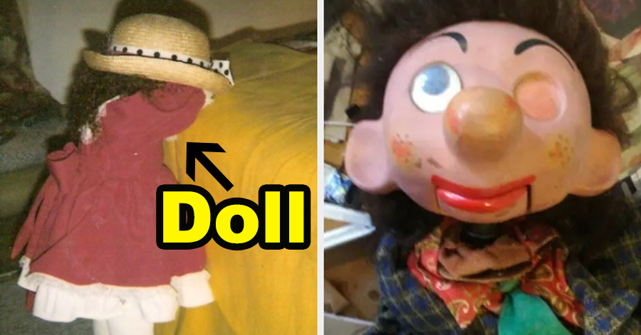 12 Photos Of Freaky Things People Have In Their Houses That You Won't Be Able To Unsee