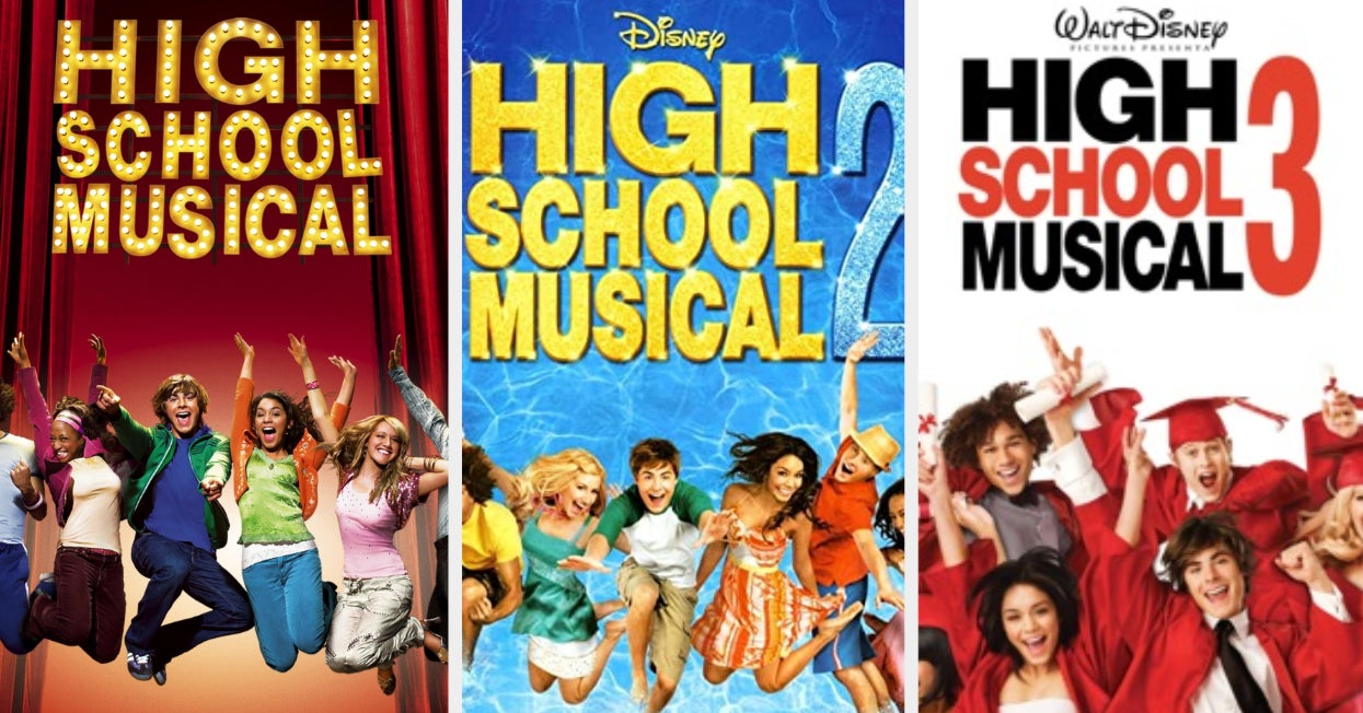 "If You Can Remember All 35 Songs From The ""High School Musical"" Films, You Have An Insane Memory"