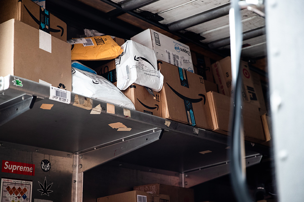 Amazon Is Scrambling To Improve Warehouse Safety Following Employee Outcry