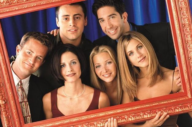 "The ""Friends"" Reunion Is Delayed Because Of The Coronavirus"