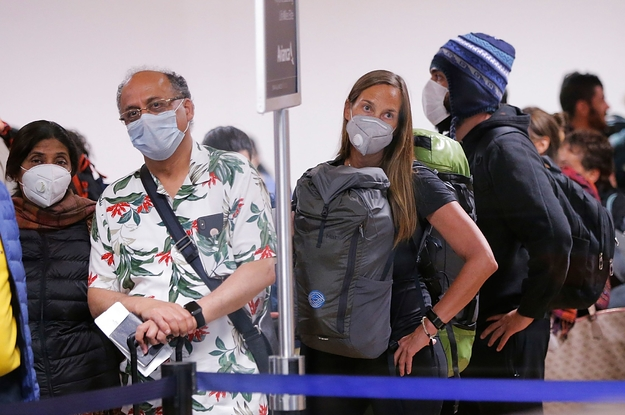 US Citizens Are Stranded Abroad Because Of The Coronavirus And Don't Know How They'll Get Home
