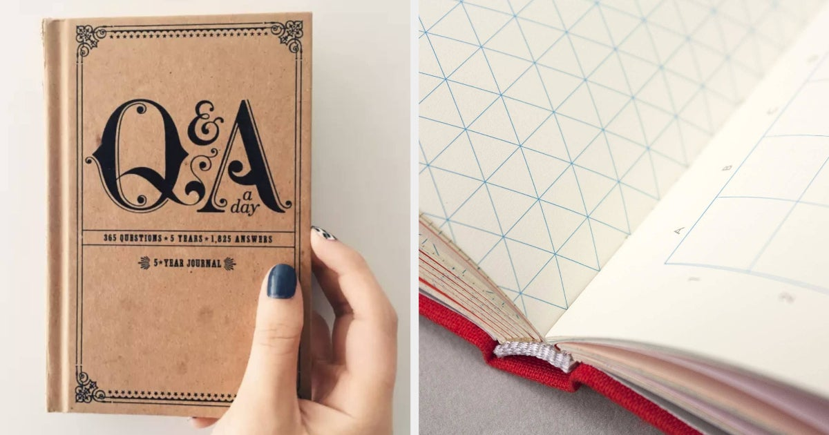 18 Journals For People Who Usually Don't Journal