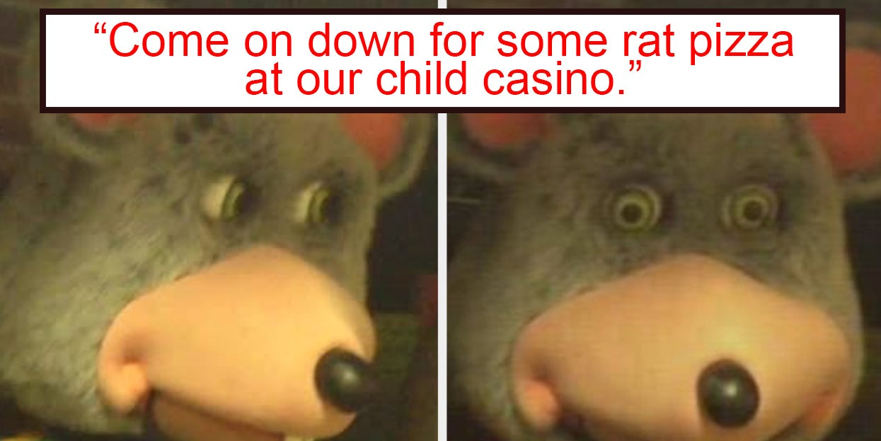 Literally Just 17 Funny Tweets About Chuck E. Cheese