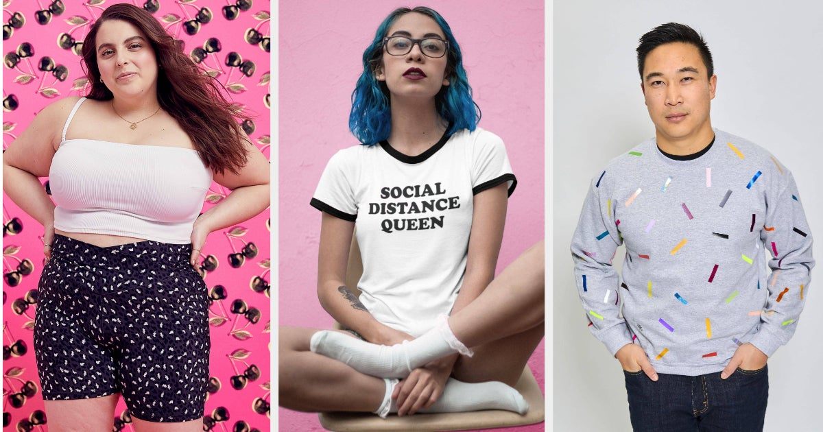 24 Things To Make Your WFH Wardrobe A Little Bit Better