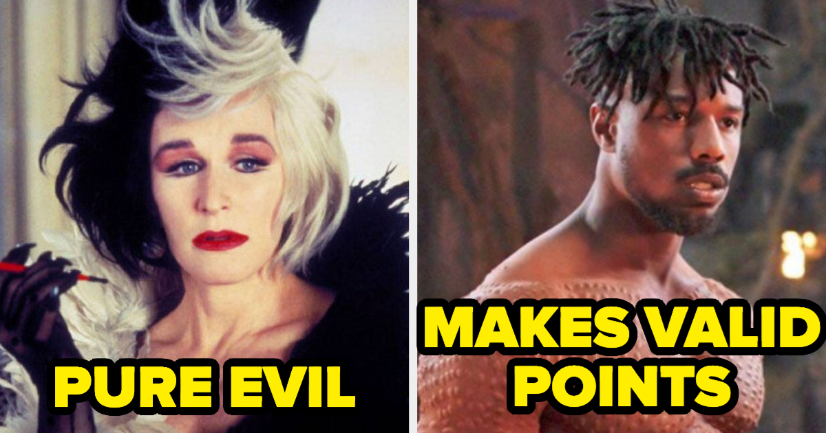 8 Movie Villains Who Are Pure Evil, And 8 I Secretly Wanted To Win