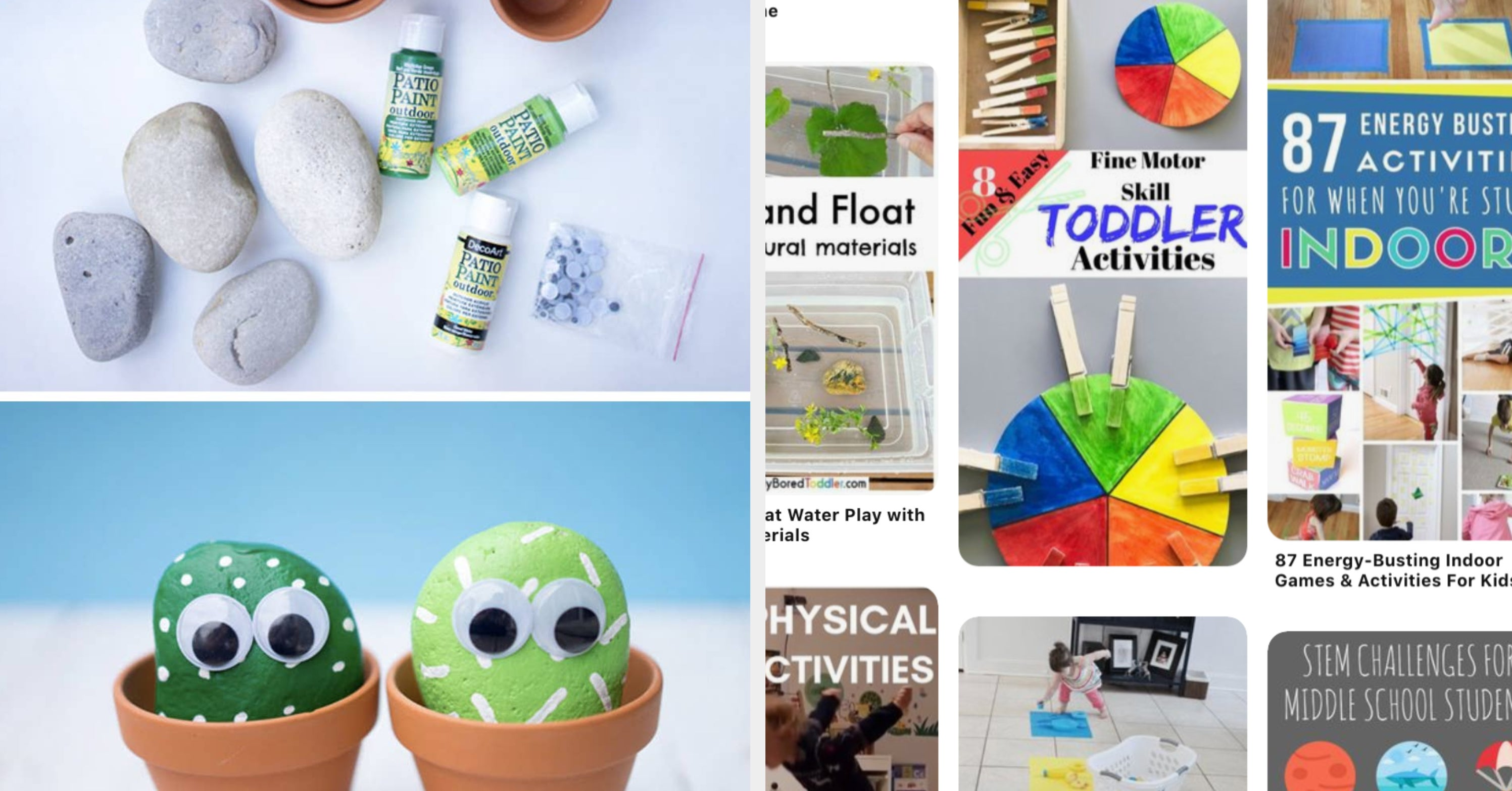 10 Very Doable At-Home Art Projects For Kids (That Won't Stress Parents Out)