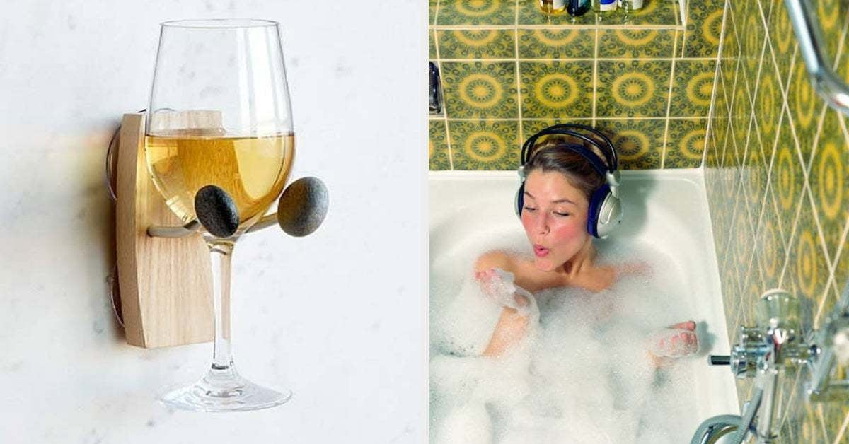 13 Ways To Get Some Extra Stress Relief From A Bath Right Now