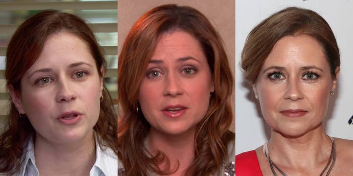 The Office Is Officially 15 Years Old Here Are 19 Side By Sides Of The Cast Then Vs Now