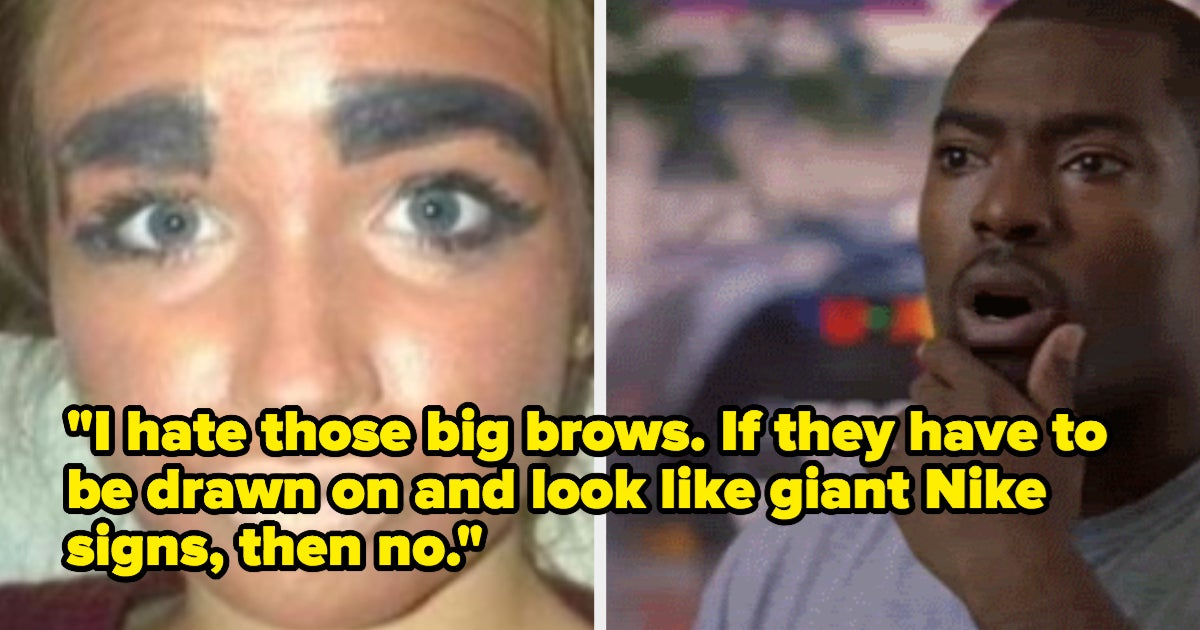 People Are Sharing Their Unpopular Beauty Opinions And Whew, Child