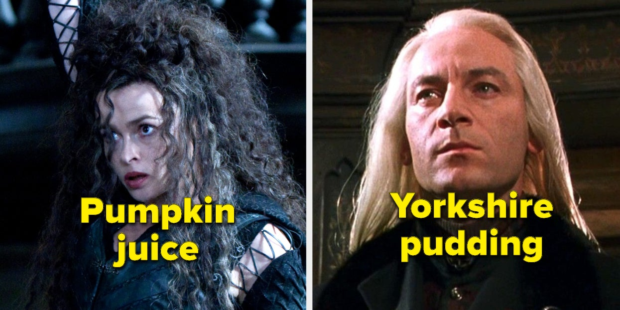 """Eat Your Way Through A Hogwarts Feast And We'll Tell You Which """"Harry Potter"""" Villain You Are"""