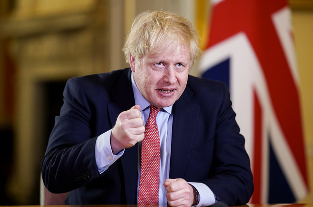 Boris Johnson Has Ordered A Full Coronavirus Lockdown Across The UK