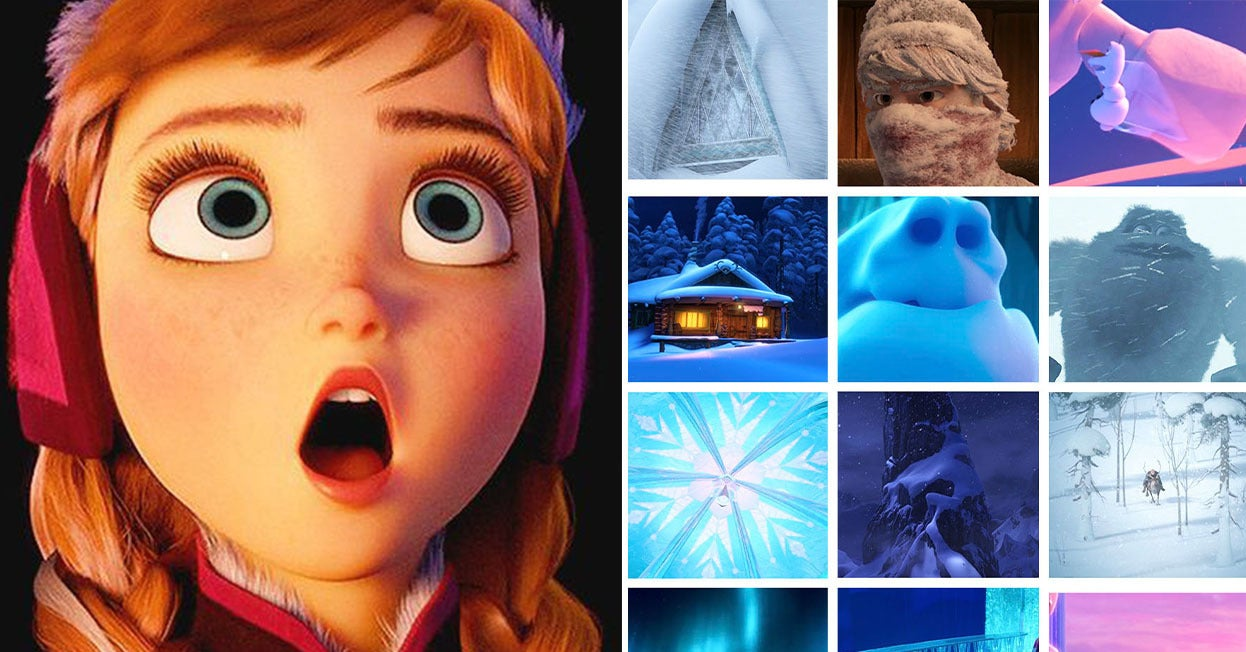 Most People Can't Tell These Iconic Disney And Pixar Movies Apart — Can You?