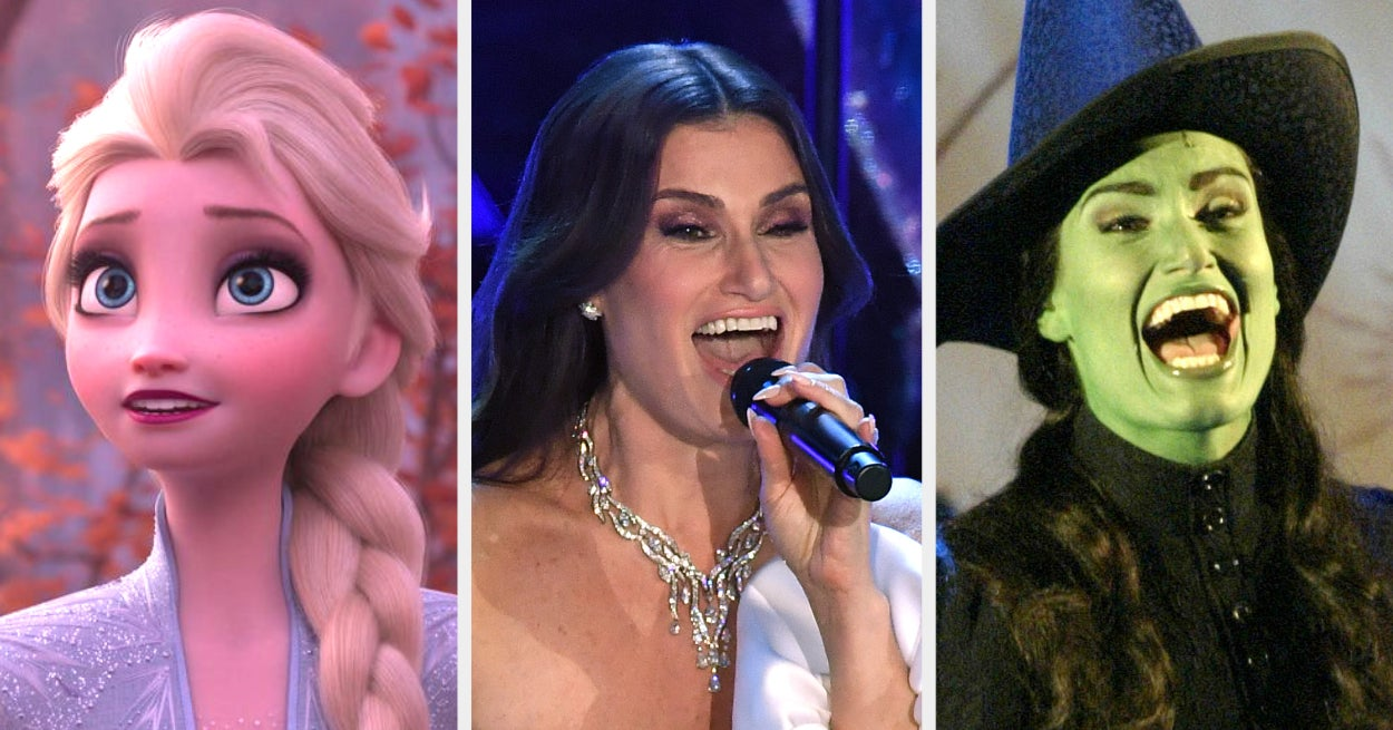 Do You Know These Celebrities From The Stage Or The Screen?